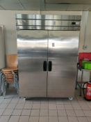 Shorrock trichem fridge double door