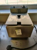 Buffalo deep fat fryer