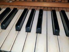 C . Bechstein grand piano