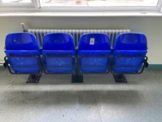 Foldable Bench Style Seating