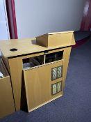 Roche Presentation Cabinet