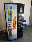 Branded Drinks Vending Machine