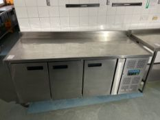 Polar DL915 Bench Style Refrigerator
