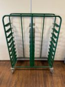 Mobile Tray Trolley