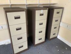 Filing Cabinets x3