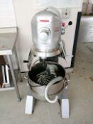 Newscan mixer