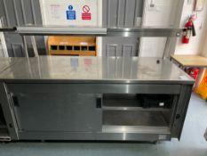 Bartlett AC17E/8018B Plate Warming Cabinet