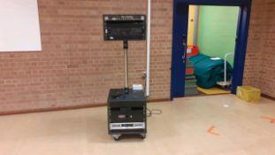 Music system trolley