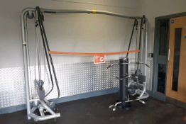 Technogym cable crossover station