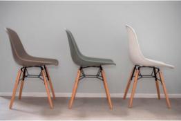 Chairs Mild Grey x4