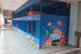 Adventure Reef 2 storey Soft play Facility