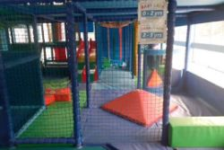 Exclusive Softplay Area from Farnborough Leisure Center including Slides, Ramps, Ladders Rope Climbs, Ball Pool and Crawling Tunnels