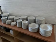 Selection Of Tableware