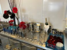 Selection Of Decorative Table Items