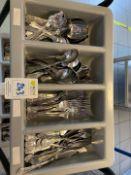 Kings Cutlery & Tray