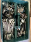 Selection Of Cutlery & Tray