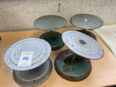 Selection Of Cake Stands
