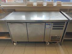 Gram KB 1807 SE B Bench Style Refrigerator