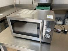 Caterlite CD399 Microwave Oven