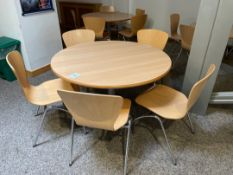 Tables & 5 Chairs