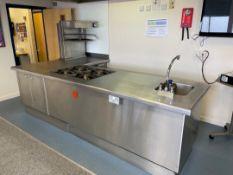Charvet Demo Kitchen