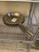 Copper Base Frying Pans