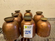 Copper Bomb Molds