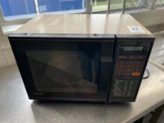 Toshiba ER-682ET Microwave Oven
