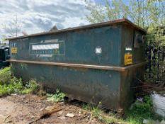 Steel Water Storage Tank