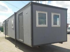 40ft by 10ft Office Container