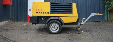 Kaeser m43 compressor 2011