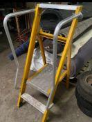 Bratts 2 step step ladder
