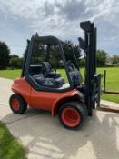 Forklift Truck Linde H40d