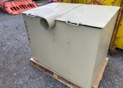 Site tool safe/ can vault