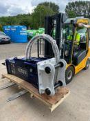 Hirox hdx-40 hydraulic breaker to suit 20-30 ton excavator