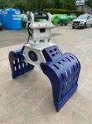 Hirox hgx-100 rotating grab to suit 13-20 ton machine