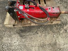 Socomec dms 165 hydraulic breaker 2017