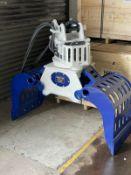 Hirox sgx-50 Rotating grab to suit 5-10 ton machine