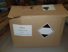 Hand sanitiser wipes in box 3000