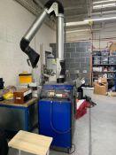 Welding extractor, Alfain