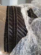 Carbon fibre roll
