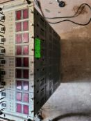 DC power supply rack of 9 units, Kepco
