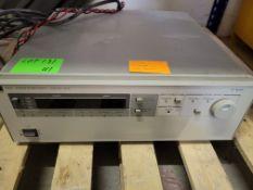 System power supply, Agilent