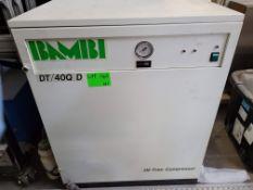 Oil free compressor, Bambi
