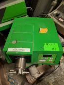 Peristaltic pump, Verdergear