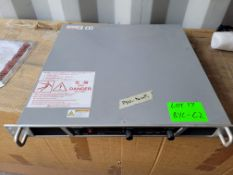 Power supply unit 1.5kW, Matsusada