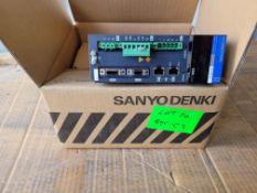 Servo amplifier with canopen, Sanyo Denki