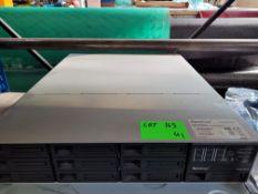 Synology rack station, Hard drive rack