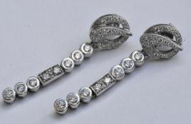 Links of London Diamond Earrings