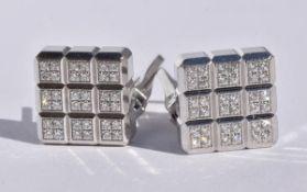 Chopard Ice Diamond Earrings